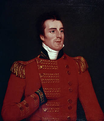 Painting - Duke Of Wellington (1769-1852) by Granger