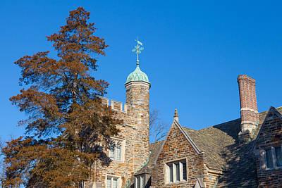 Photograph - Duke Student Housing by Melinda Fawver