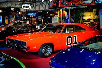 Dukes Of Hazzard Art Print by Frozen in Time Fine Art Photography