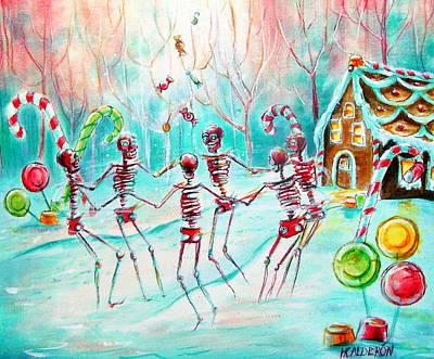 Dulcelandia Original by Heather Calderon