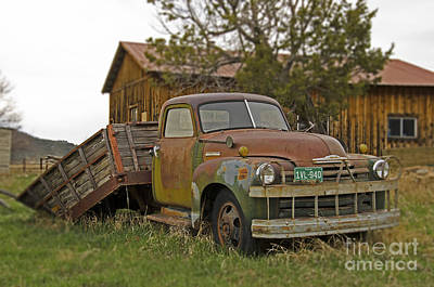 Photograph - Dump Truck? by Kelly Black