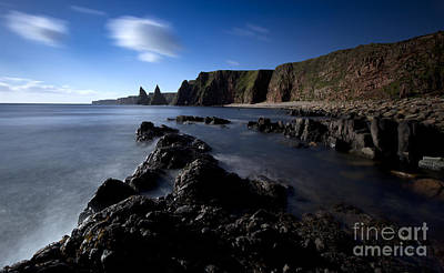 Duncansby Head Art Print by Roddy Atkinson