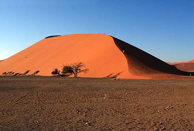 Photograph - Dune 45 Namibia by Aidan Moran