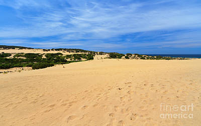 Piscina Photograph - Dune In Piscinas - Sardinia by Antonio Scarpi