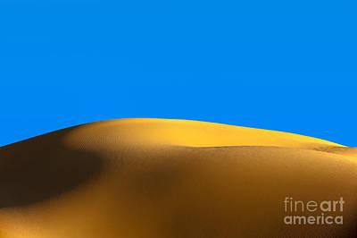 The Dune Art Print by Jennifer Magallon