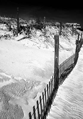 Photograph - Dune Protection II by John Rizzuto
