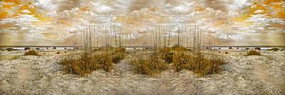 Peaceful Scene Photograph - Dunes by Betsy Knapp