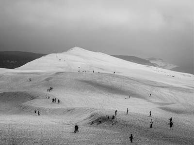 Photograph - Dunes by Celso Bressan