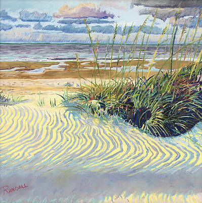 Painting - Dunes by David Randall