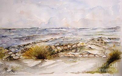 Painting - Dunes II by Madie Horne