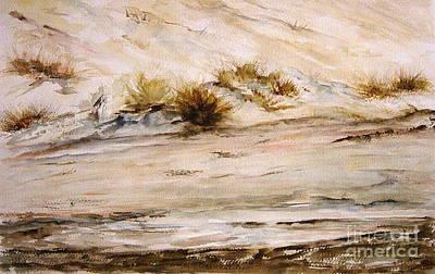 Painting - Dunes IIi by Madie Horne