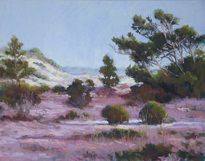 Painting - Dunes Mystery by Marsha Savage