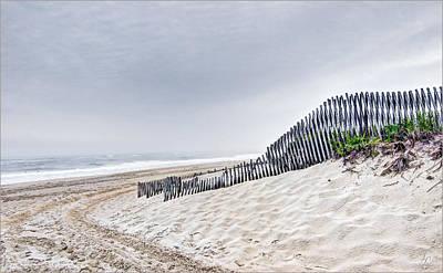 Photograph - Dunes Of East Hampton by Jody Lane