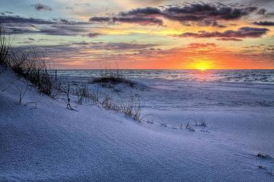 Photograph - Dunes Of Gulf Islands National Seashore by JC Findley