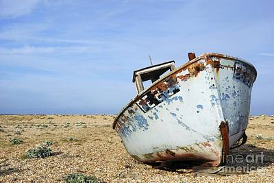 Photograph - Dungeness Days 3 by Wendy Wilton