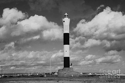 Photograph - Dungeness Lighthouse by David Fowler