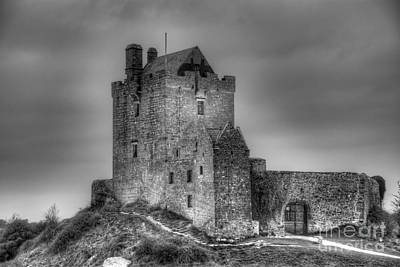 Art Print featuring the photograph Dunguaire Castle Galway Ireland by JRP Photography