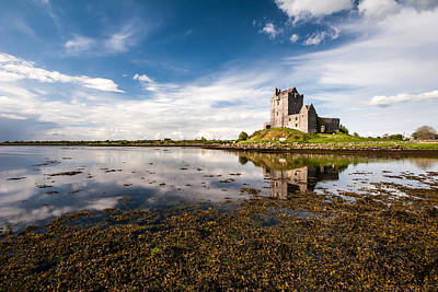Best Irish Photograph - Dunguaire Castle by Pierre Leclerc Photography