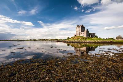 Dunguaire Castle Print by Pierre Leclerc Photography