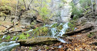 Photograph - Dunnings Springs In Autumn by Bonfire Photography