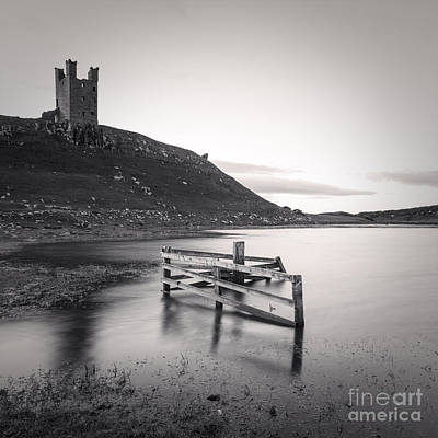 Photograph - Dunstanburgh Castle Northumberland by Colin and Linda McKie