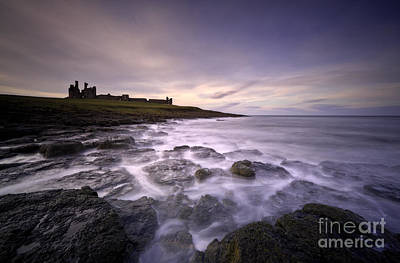 Photograph - Dunstanburgh Castle by Roddy Atkinson
