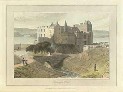 Landscape Of The Year Photograph - Dunvegan Castle by British Library