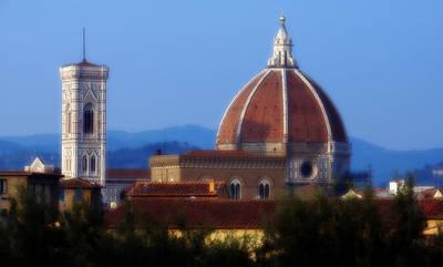 Photograph - Duomo In Dreamscape by Caroline Stella