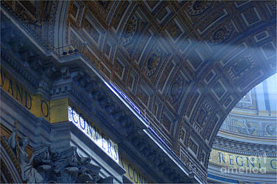 Photograph - Duomo St Peters 3 by Bob Christopher