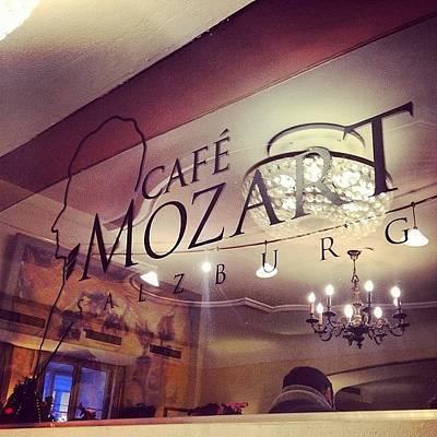 Mozart Photograph - Durante Una Gita Per I Mercatini Di by Prenota Per Due