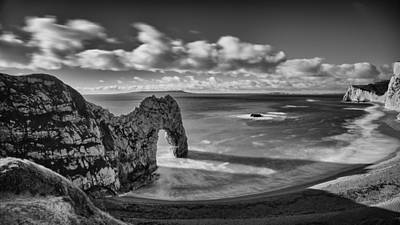 Dor Photograph - Durdle Door by Nigel Jones