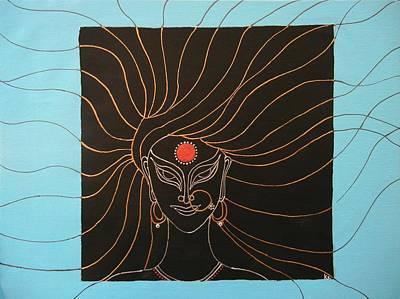 Maa Kali II Original by Kruti Shah
