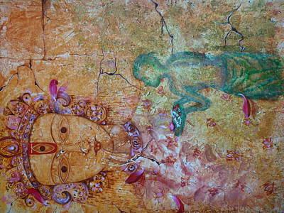 Durga Original by Sunanda Kalyani