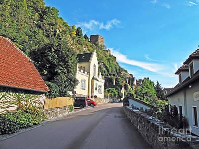 Photograph - Durnstein Village by Elvis Vaughn