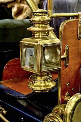 Duro Righthand Marker Lamp Original by Michael Gordon