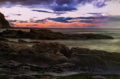 Photograph - Dusk Away by Jean-Noel Nicolas