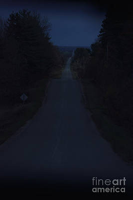 Photograph - Dusk Drive by Joshua McCullough