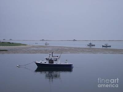 Photograph - Dusk In Chatham by Michelle Welles