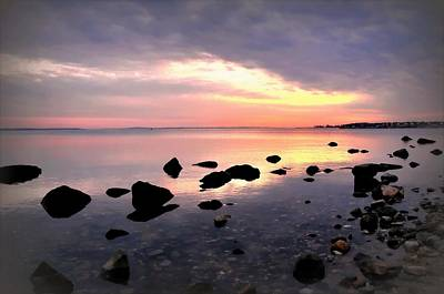 Photograph - Dusky Calm by Diana Angstadt
