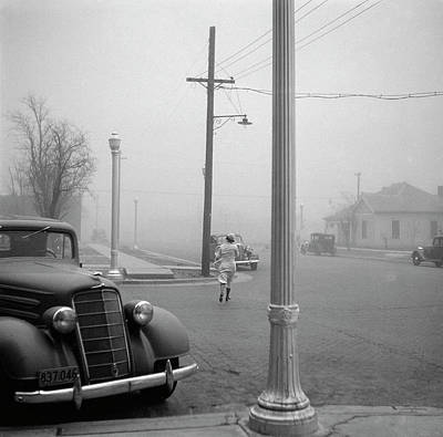 Photograph - Dust Bowl, 1936 by Granger