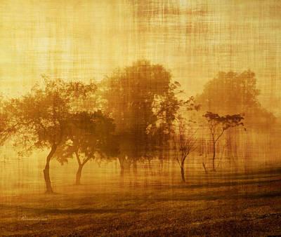 Dusty Mornings In The Sun Vintage Art Print