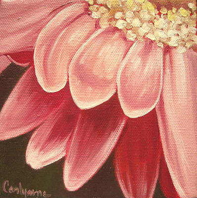 Painting - Dusty Pink by Carlynne Hershberger
