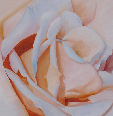Painting - Dusty Rose by William Killen