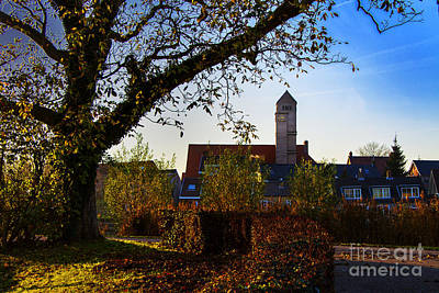 Photograph - Dutch Autumn by Rick Bragan
