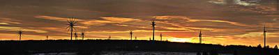 Photograph - Dutch Hill/cohocton Wind Farm by Richard Engelbrecht