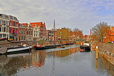 Photograph - Dutch Living by Elvis Vaughn