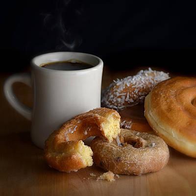 Photograph - Dutch Uncle Donuts by Dennis James