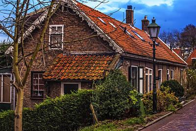 Photograph - Dutch Village by Jenny Rainbow