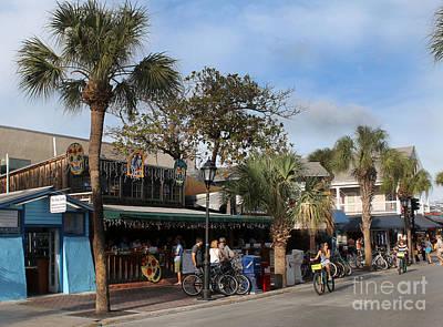 Photograph - Duval Street by Steven Spak