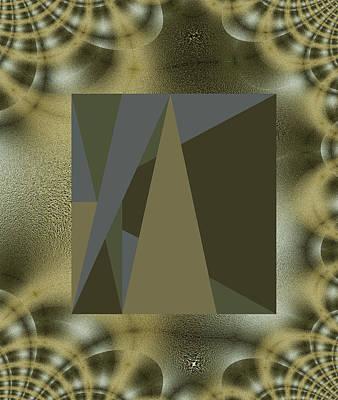 Photograph - Duvet Geometrica by Robert Kernodle